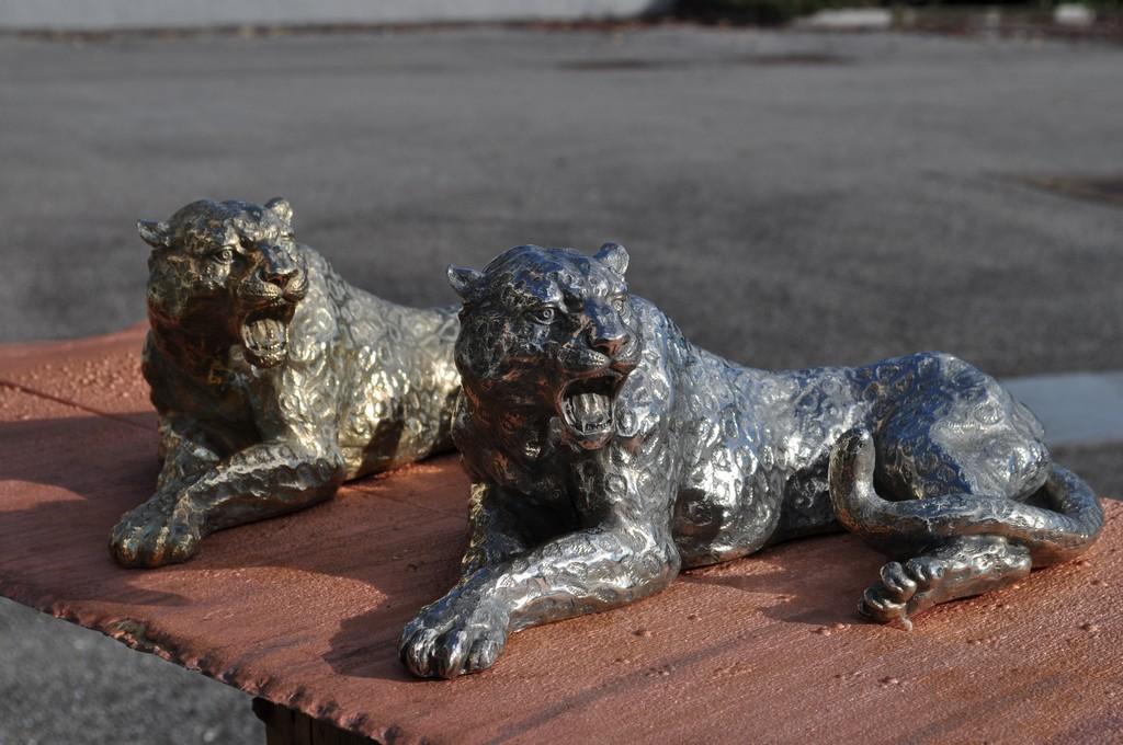 sculture realizzate in fusione a cera persa