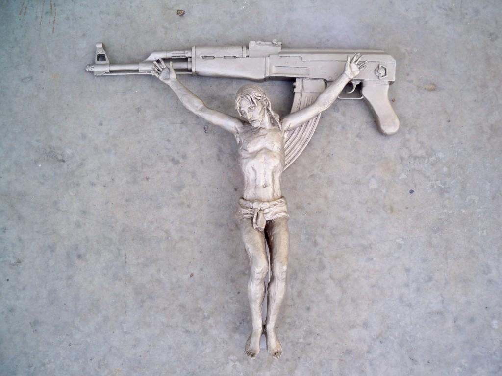 Kosolapov Alexander - Jesus Kalashnikov h. cm. 60 lega speciale gold