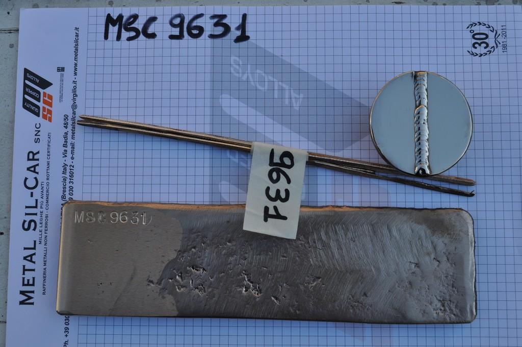 bronzo al silicio 9631